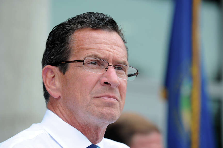 Gov. Dannel Malloy. Photo: Ned Gerard / Connecticut Post