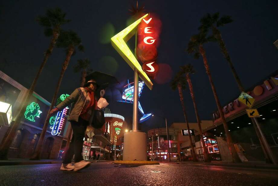 "Fremont Street in downtown Vegas still has the ""Sin City' feel, but it's roughly four miles from the strip and has some unexpected attractions that are a must-see for any visitor... Photo: Robert Gauthier, McClatchy-Tribune News Service"