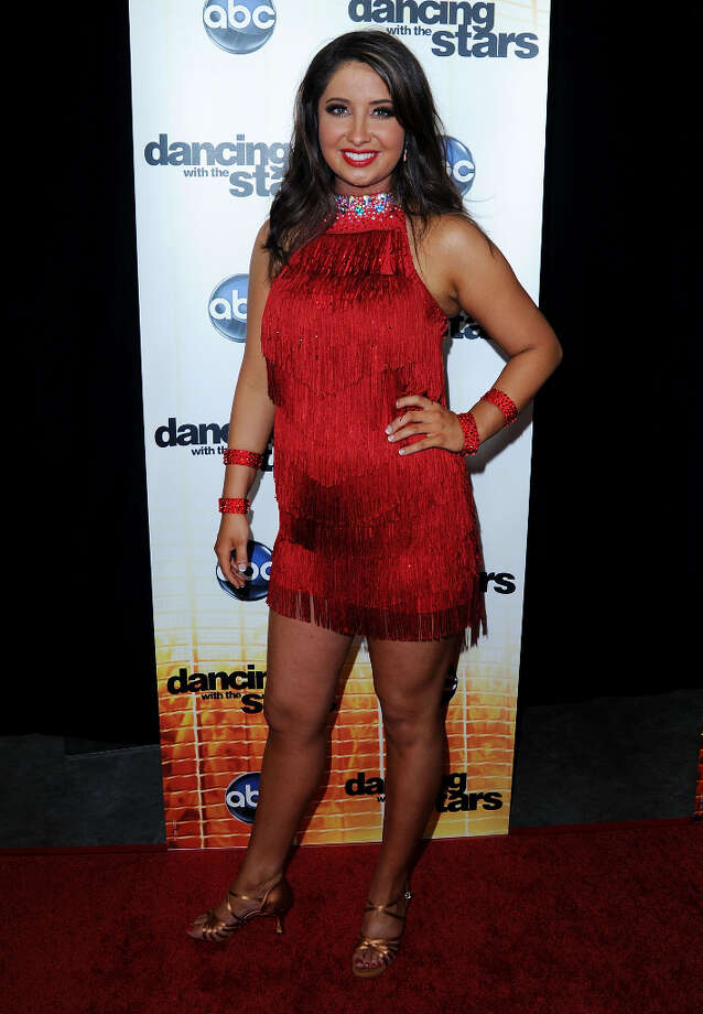 "Bristol Palin poses at ""Dancing With The Stars"" Season Premiere at CBS Studios on September 20, 2010 in Los Angeles, California. (suggested by drimblewedge) Photo: Jon Kopaloff, FilmMagic / 2010 Jon Kopaloff"