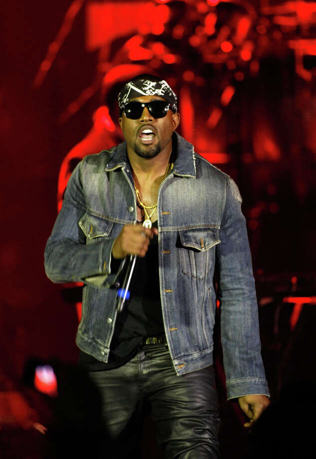 "Rapper Kanye West performs on December 31, 2010 in Las Vegas, Nevada. The man once called a ""jackass"" by the president of the United States was suggested by a number of people, including reystjohn) Photo: Ethan Miller, WireImage / 2010 WireImage"