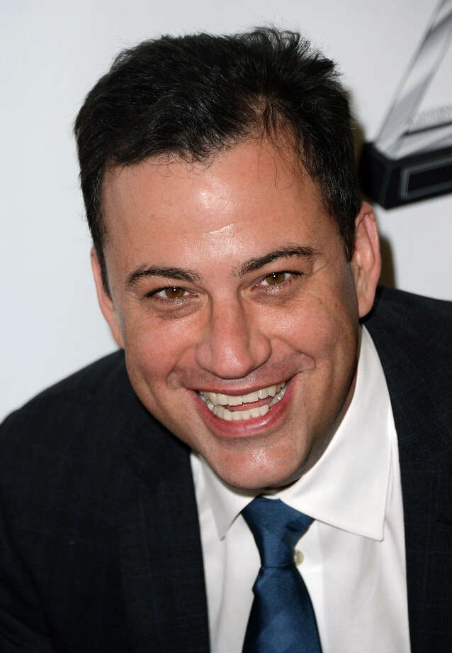 Television host Jimmy Kimmel attends The 2012 Media Access Awards on October 10, 2012 in Beverly Hills, California. (suggested by reystjohn) Photo: Mark Davis, WireImage / 2012 WireImage