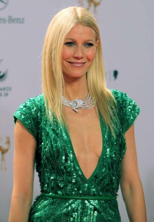 Gwyneth Paltrow, suggested by padmom.