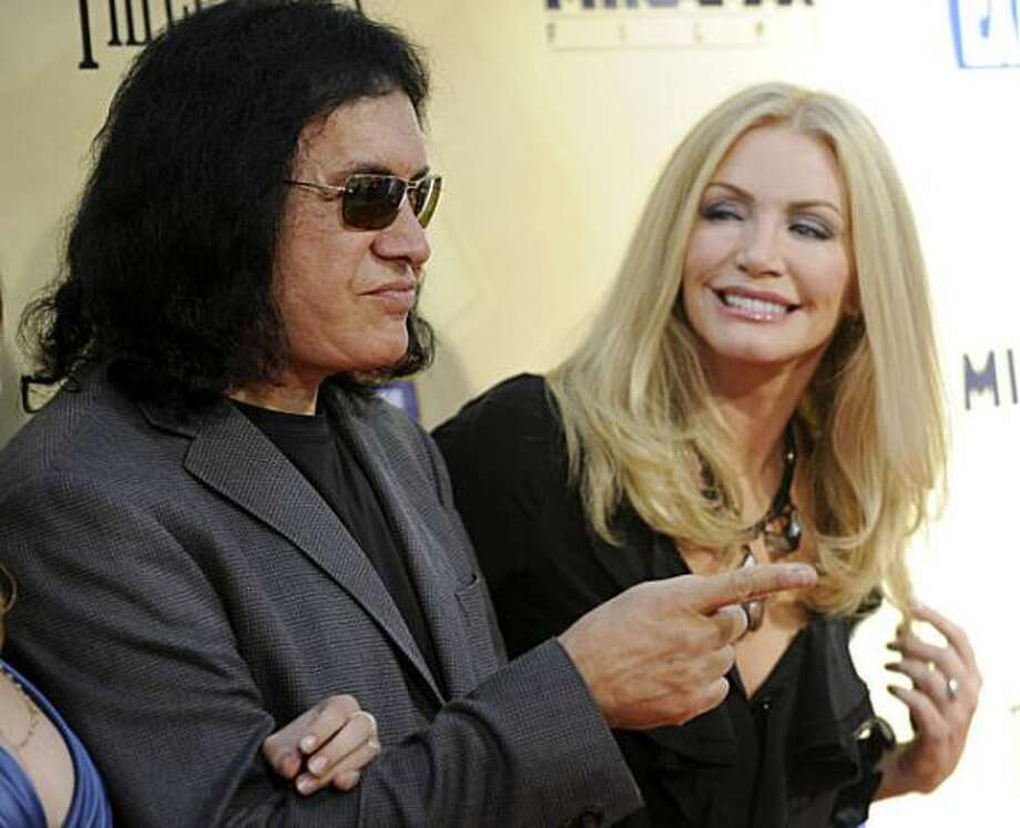 Gene Simmons, suggested by candoautistic.