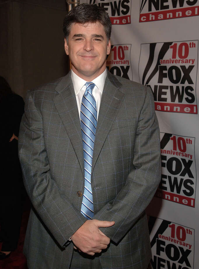 Sean Hannity, with that smile that makes you feel all warm inside. (suggested by mb4maybe) Photo: Duffy-Marie Arnoult, WireImage / WireImage