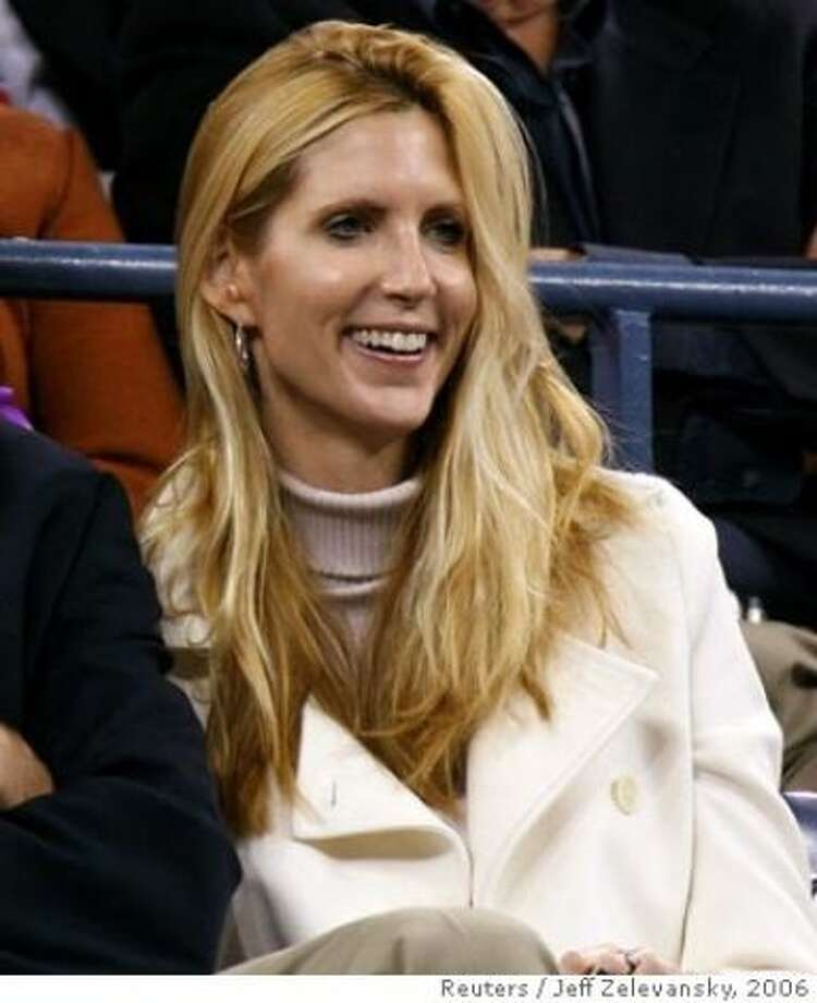 Ann Coulter suggested by tahoerabbit