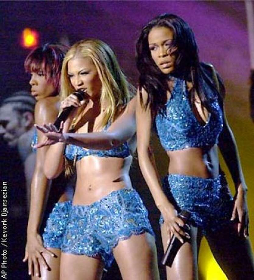 Destiny's Child -- everybody in it -- suggested by quinnipeaks.