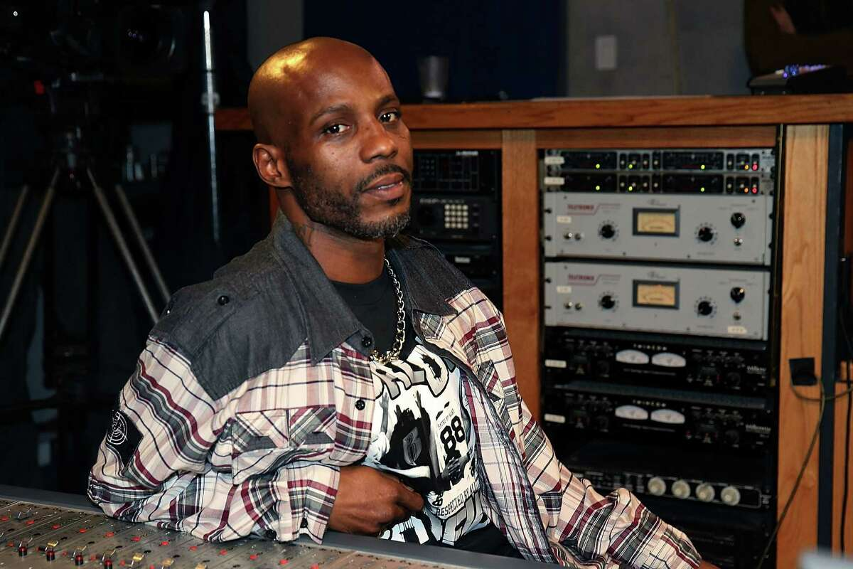 YONKERS, NY - JANUARY 15: DMX at Ruff Ryders Recording Studios on January 15, 2013 in Yonkers, New York. (Photo by Shareif Ziyadat/FilmMagic)