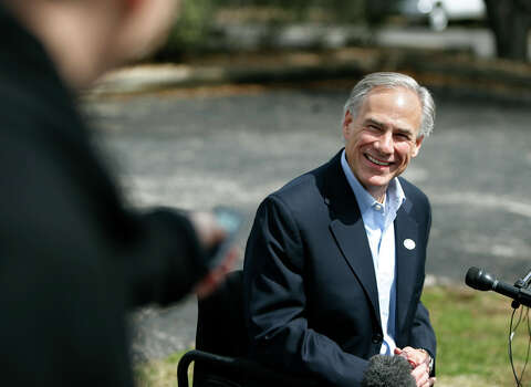 Republican candidate for governor, Texas Attorney General Greg Abbott speaks to the press after voting in the Texas primary at Western Hills Church of Christ on March 4, 2014 in Austin, Texas. Abbott is planning to make stops in Houston and Dallas for get out-the-vote rallies ahead of the elections. Photo: Erich Schlegel, Getty Images / 2014 Getty Images