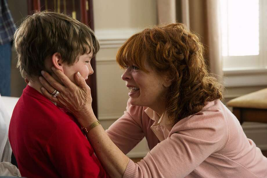 "Landon Gimenez and Frances Fisher star in ""Resurrection."" Photo: Bob Mahoney, ABC"