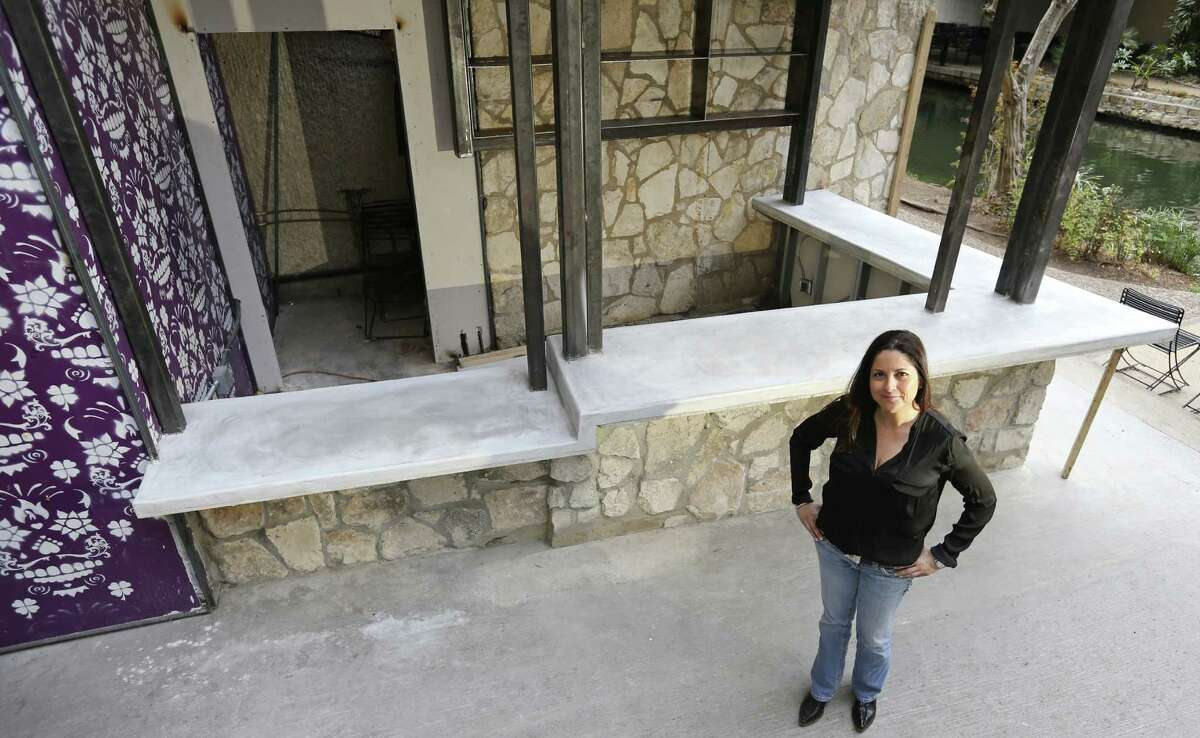 Lori Urbano, owner of Urbano Design & Build, learned about construction from her father. When he retired, she started doing small projects on her own.
