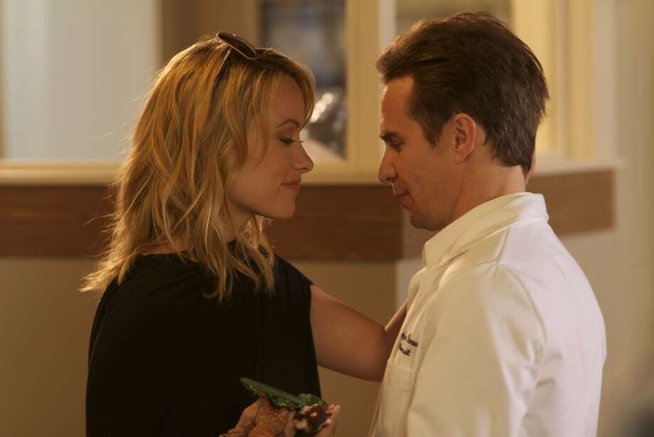 Pharmacist Sam Rockwell hooks up with Olivia Wilde after he starts sampling his own supply. Photo: Samuel Goldwyn Films