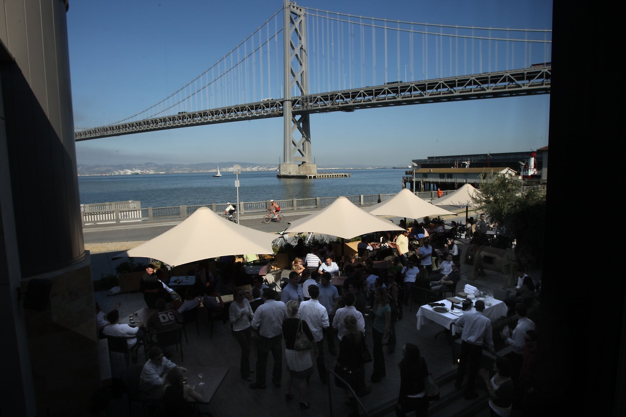 Epic Roasthouse update: View elevates restaurant\'s food - SFGate