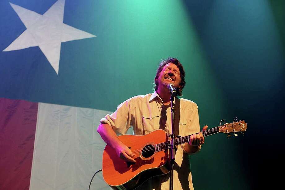 AUSTIN, TX - APRIL 12:  Bruce Robison performs in concert during the Mack, Jack & McConaughey charity event at ACL Live on April 12, 2013 in Austin, Texas. Photo: Gary Miller, FilmMagic / 2013 Gary Miller
