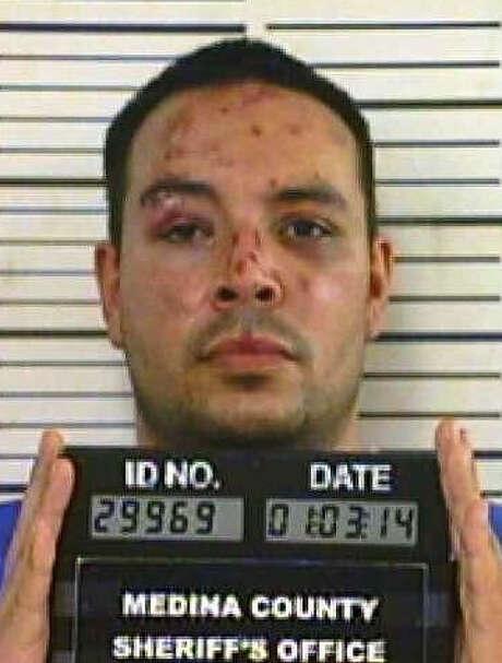 Adam Garibay is accused of killing Keith Martin near Hondo. Photo: Courtesy Photo / COURTESY OF THE MEDINA COUNTY SHERIFF'S DEPARTMENT