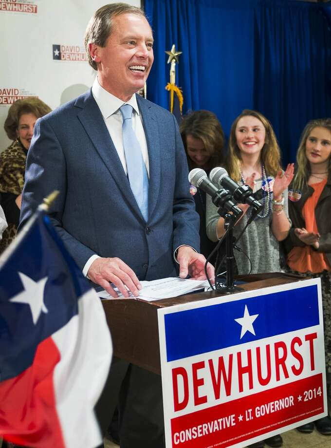 David DewhurstTexas Lieutenant Governor Compensation:$7,200Source: Texas Tribune Photo: Smiley N. Pool, Houston Chronicle