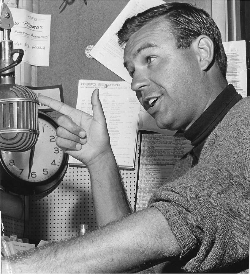 "Popular DJ Jim Lange was in Bay Area radio before, after and even during his stint as TV host of ""The Dating Game."" He died of a heart attack on Feb. 25. He was 81 years old. Photo: Ksfo"
