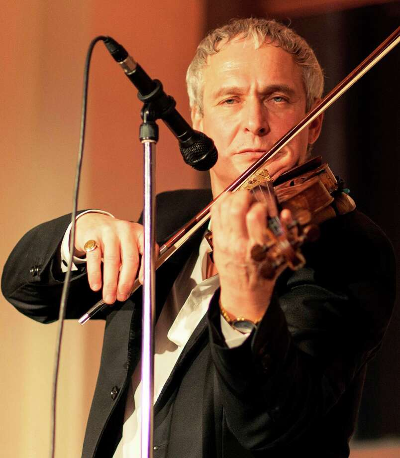 International violinist David Podles will commemorate the  composers from centuries past in a concert Thursday, March 13, at the Darien Library, 1441 Post Road. Photo: Contributed Photo, Contributed / Darien News