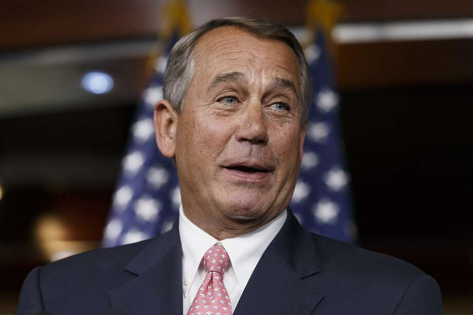 House Speaker John Boehner of Ohio, like many Republicans, opposes increasing the minimum wage. Photo: J. Scott Applewhite, Associated Press