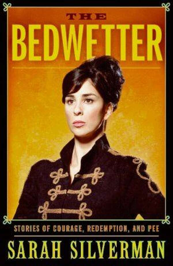 New York has a sense of humor; its favorite book is  'The Bedwetter: Stories of Courage, Redemption and Pee'  by comedian Sarah Silverman
