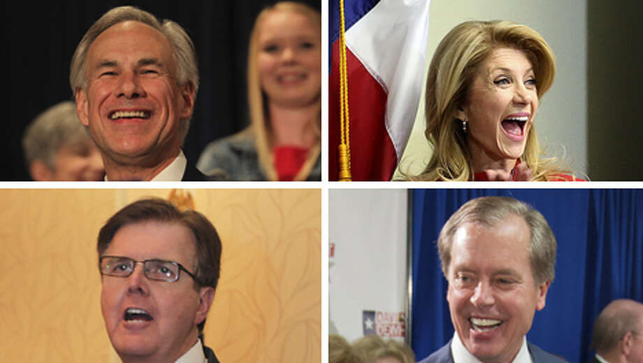 Texas 2014 primary elections, which decide the party nominees for the General Election in November, were a wild ride Tuesday night. Some surprise winners and losers, extremely close races and runoffs resulted from the election. Here are seven sentences to summarize the madness. See the full results from around the state here.