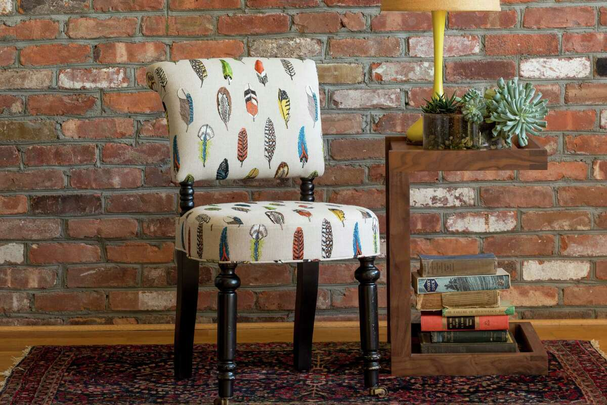 Pollack and Coral & Tusk have collaborated on a new trio of textiles.