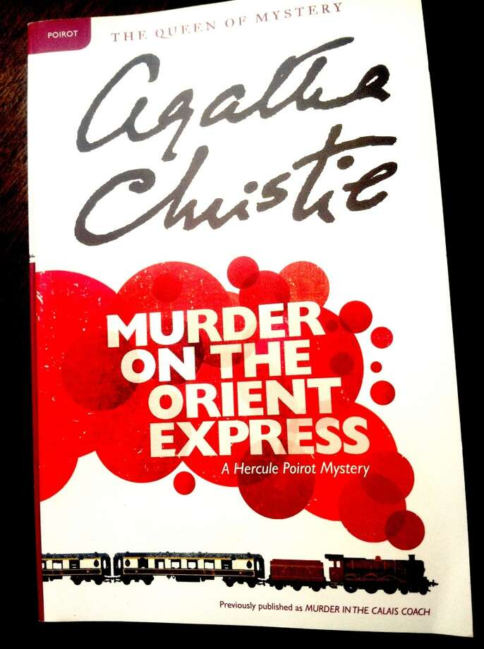 Texaslikes the classic Agatha Christy mystery 'Murder on the Orient Express.'