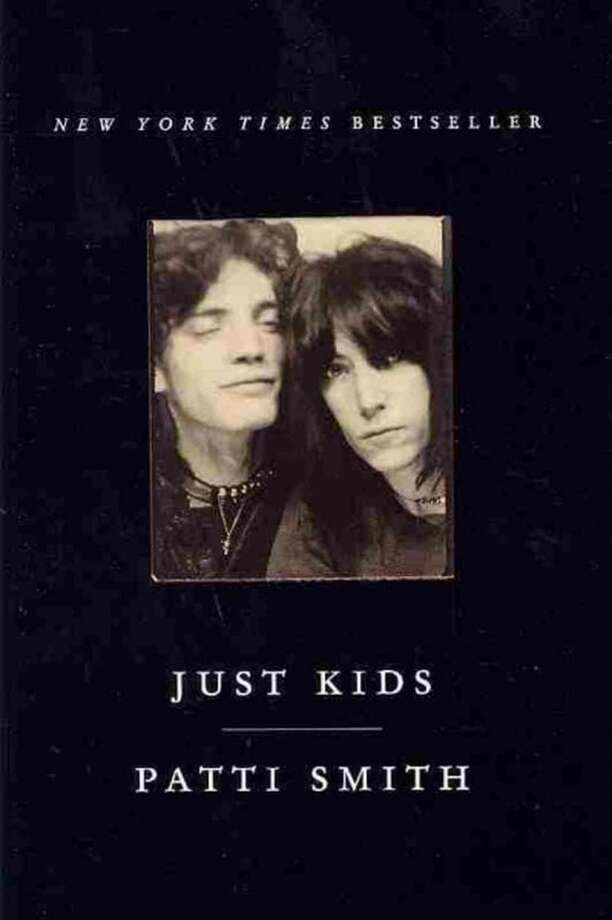 California-  'Just Kids' by Patti Smith