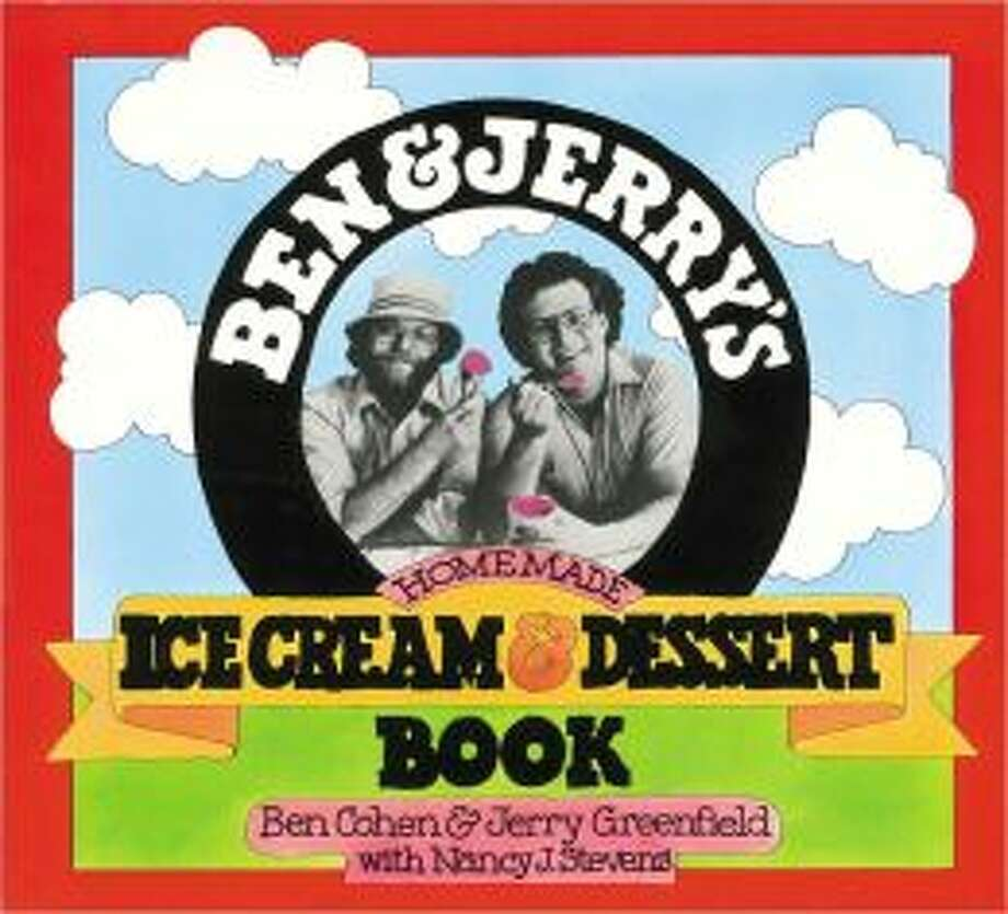 Alaska had the only cookbook on the list with  'Ben & Jerry's Homemade Ice Cream & Dessert Book'  by Ben Cohen; Jerry Greenfield; Nancy Stevens