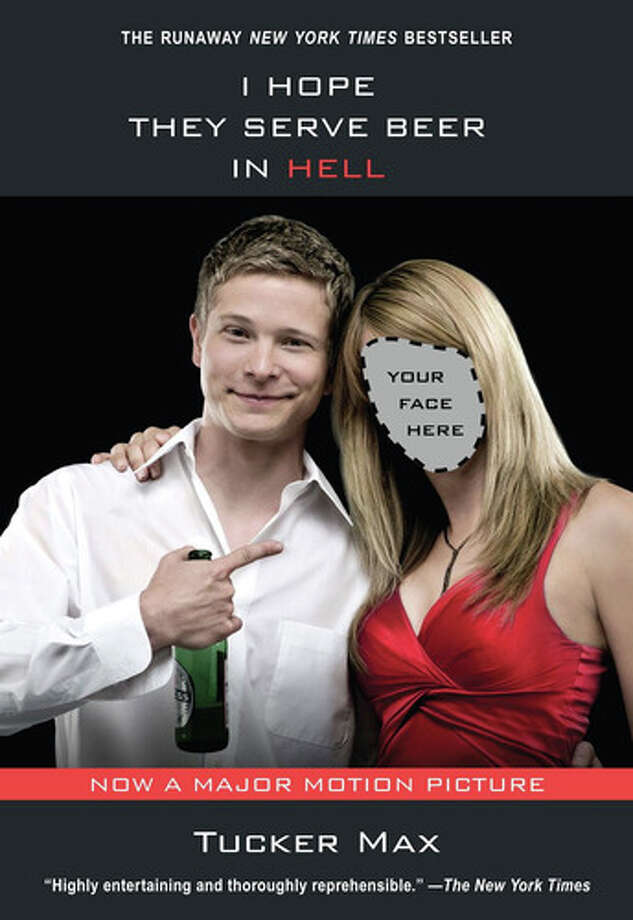 Another comedy, 'I Hope They Serve Beer in Hell' by Tucker Max made the list in Tennessee.