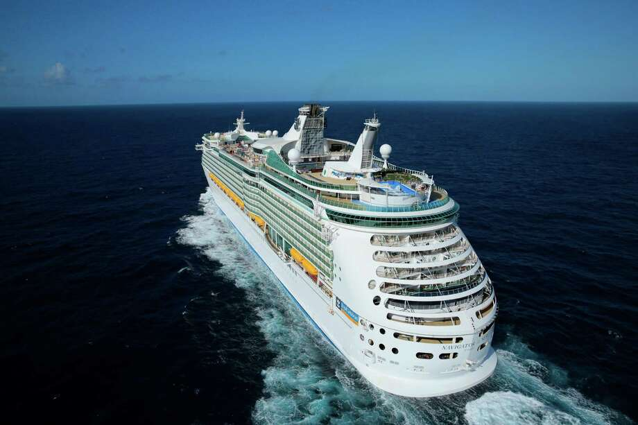 Royal Caribbean's newly revitalized Navigator of the Seas is now docked at the Port of Galveston year-round. New additions include virtual balcony rooms and the company's FlowRider surf simulator. / Royal Caribbean