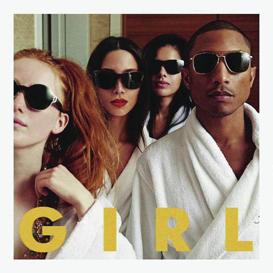 """Pharrell """"GIRL"""""""
