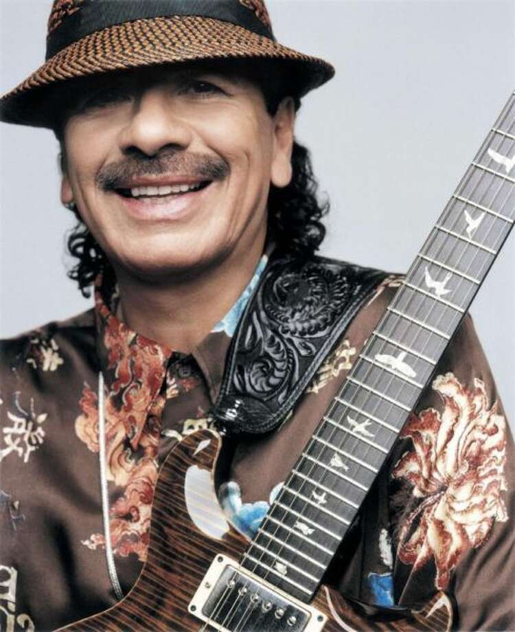 Carlos Santana, Times Union Center, May 23