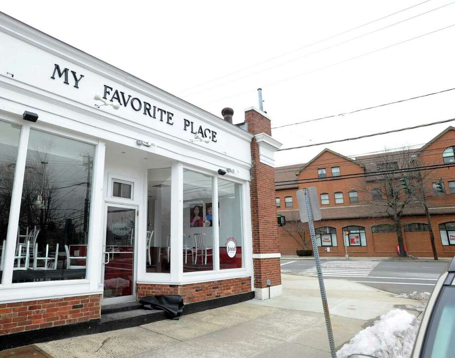 My Favorite Place at 1 Strickland Rd., in the Cos Cob section of Greenwich, Conn., Wednesday, March 5, 2014. Photo: Bob Luckey / Greenwich Time