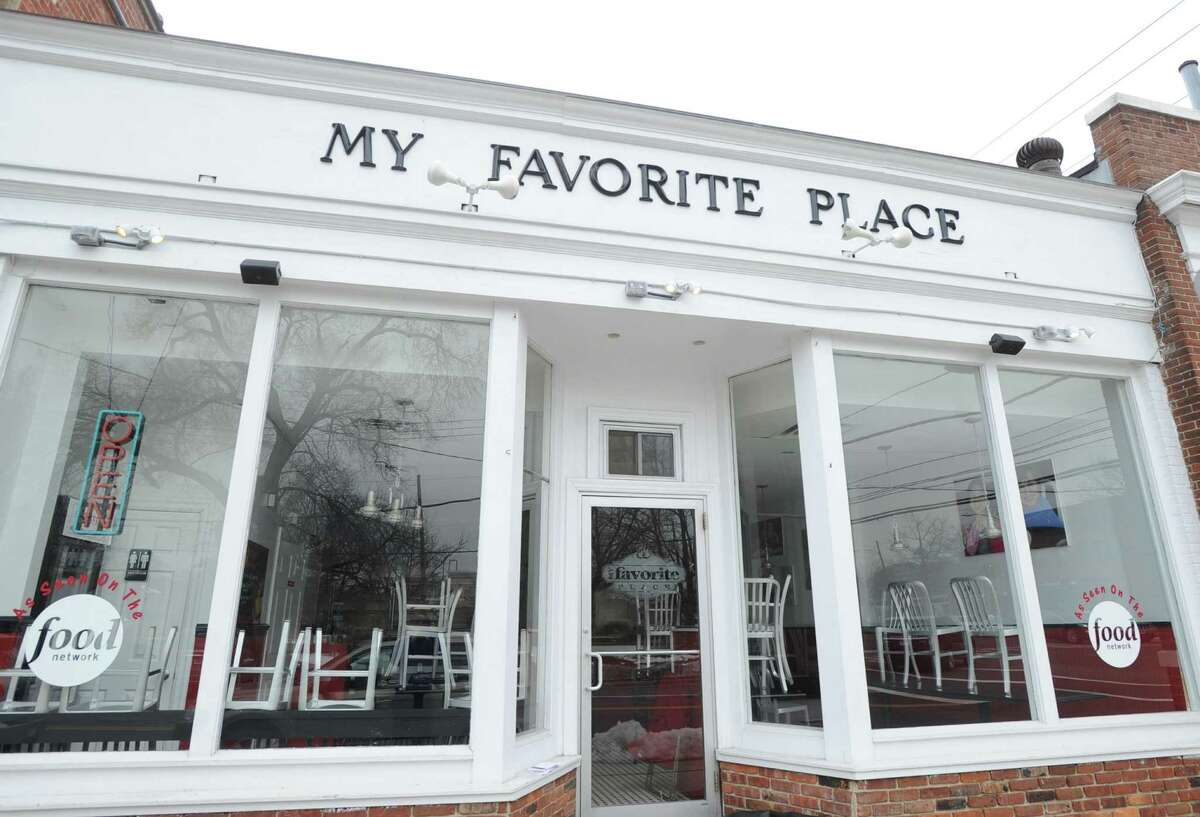 My Favorite Place at 1 Strickland Rd., in the Cos Cob section of Greenwich, Conn., Wednesday, March 5, 2014.