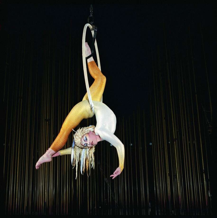 Cirque du Soleil s Varekai opens March 5, 2014 at Ford Park. Photo: Provided By Artist Management