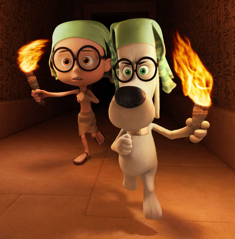 Mr. Peabody & Sherman: June 19 and 20