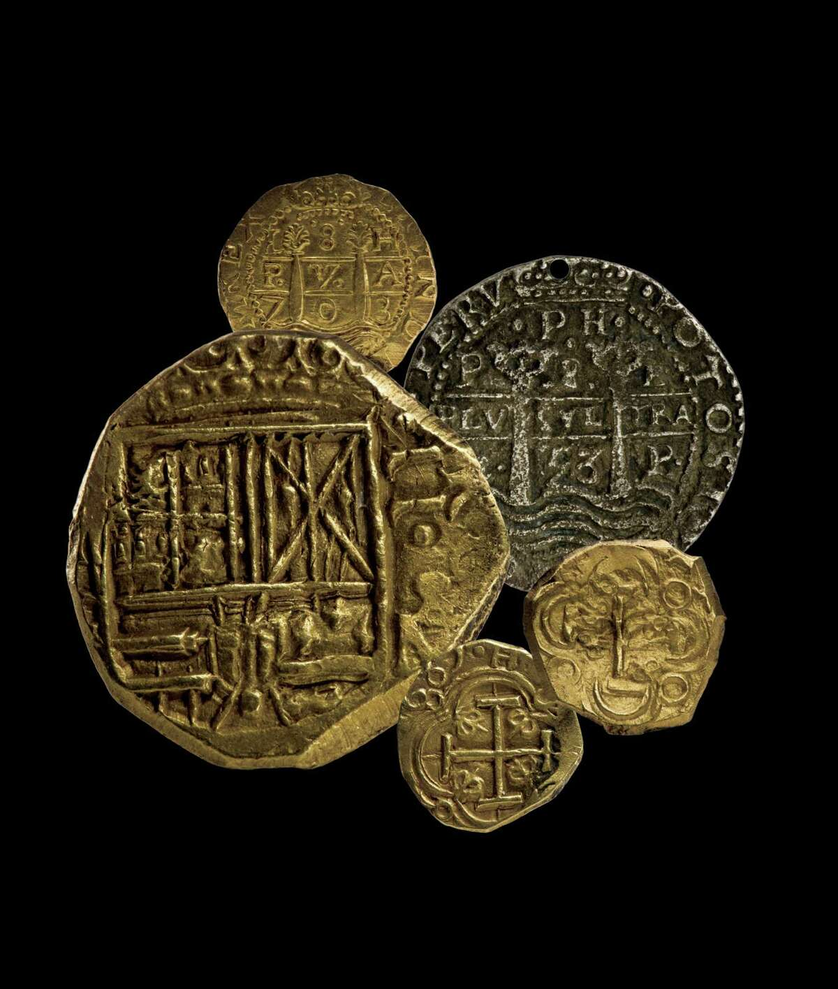 The Whydah sank in 1717 carrying thousands of gold coins and other artifacts. More is still being found at the wreck site off the coast of Cape Cod.