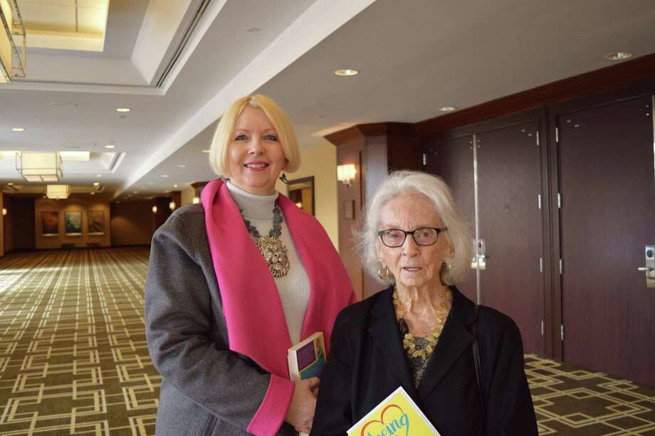 Jane Fonda was in Greenwich March 5, 2014 as the special guest of Family