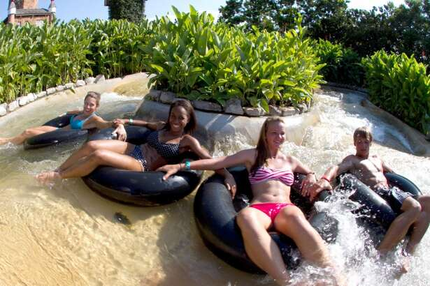 Schlitterbahn, Texas' favorite water park resort, opened in New Braunfels in 1979. See how the waterpark has changed in the 35 years since with these fun facts about the park and its history.