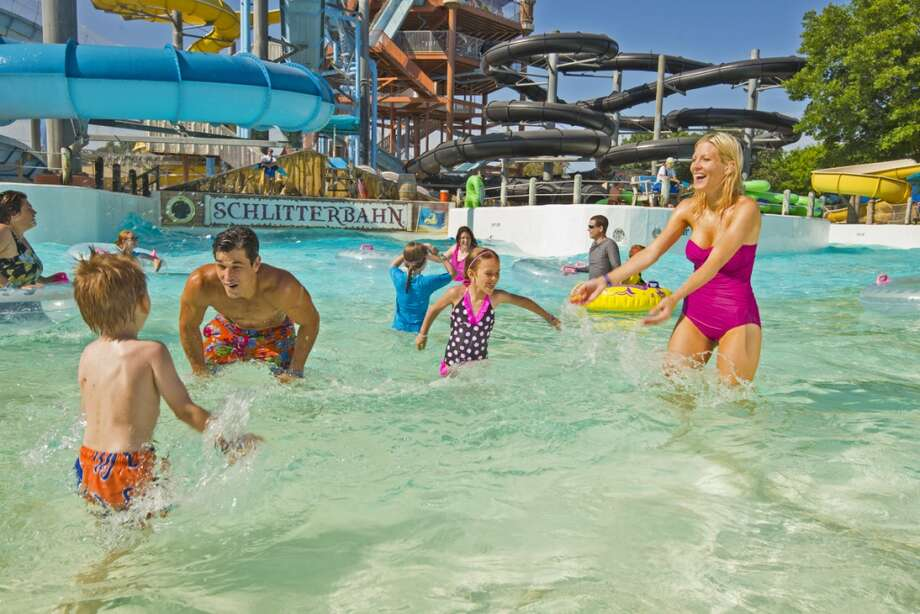 In 2014 Schlitterbahn will hire 1,000 lifeguards plus another 1,000 seasonal staff members. Photo: Matthew Chase