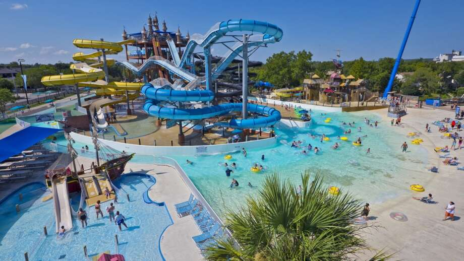 Schlitterbahn can be a busy place during the summer, however for an extra $17 fee, visitors can enter the the park early at the Blastenhoff beach and get a jump start on the crowds.