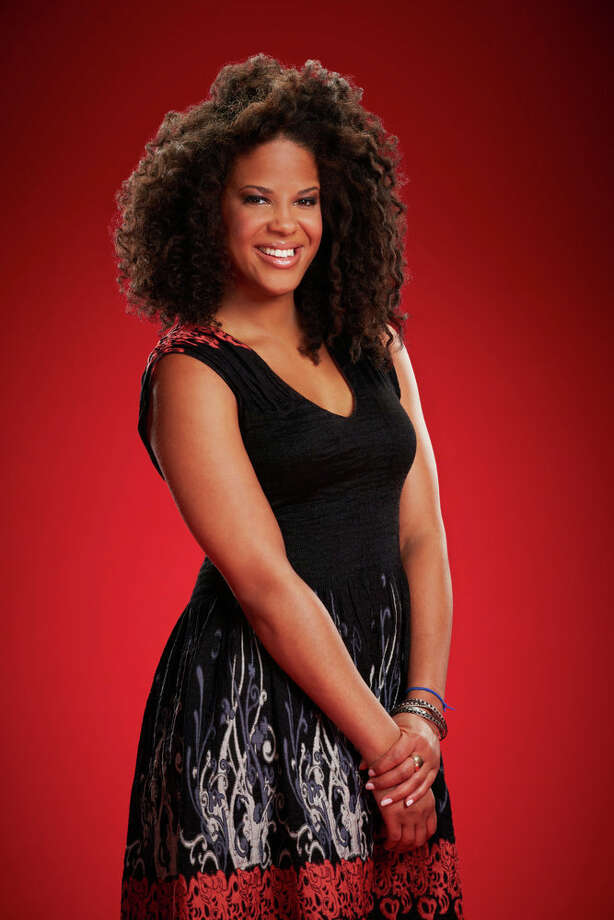 "THE VOICE -- Season: 6 -- Pictured: Ayesha Brooks as ""Musicbox"" -- (Photo by: Paul Drinkwater/NBC) Photo: NBC, Paul Drinkwater/NBC / 2013 NBCUniversal Media, LLC"