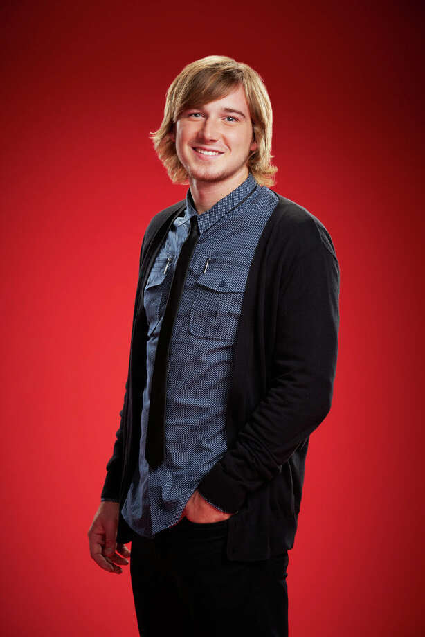 THE VOICE -- Season: 6 -- Pictured: Morgan Wallen -- (Photo by: Paul Drinkwater/NBC) Photo: NBC, Paul Drinkwater/NBC / 2013 NBCUniversal Media, LLC