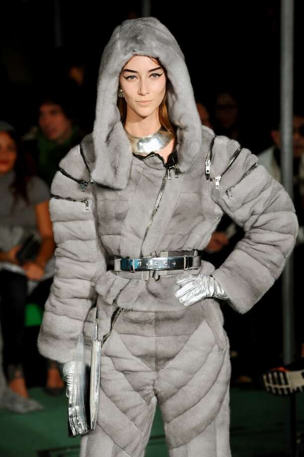 Squishy coat. Photo: Francois Durand, Getty Images
