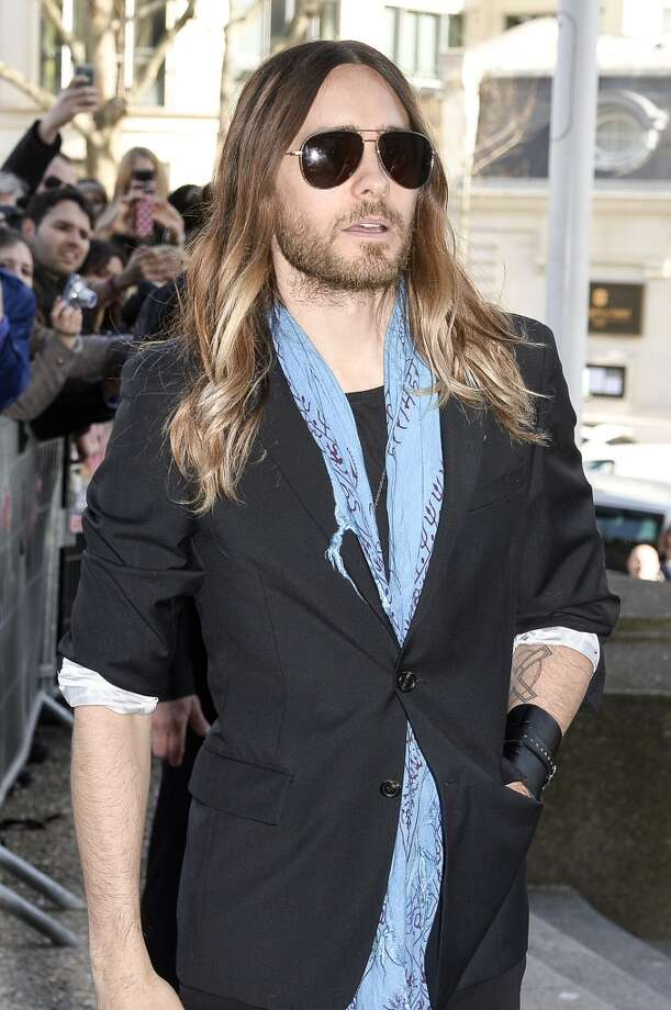 Jared Leto. That is all. Photo: Pascal Le Segretain, Getty Images