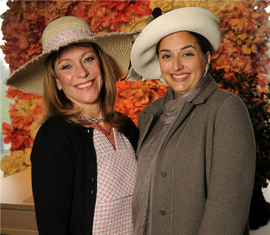 Franci Crane and Zeina Fares Photo: Dave Rossman, For The Chronicle