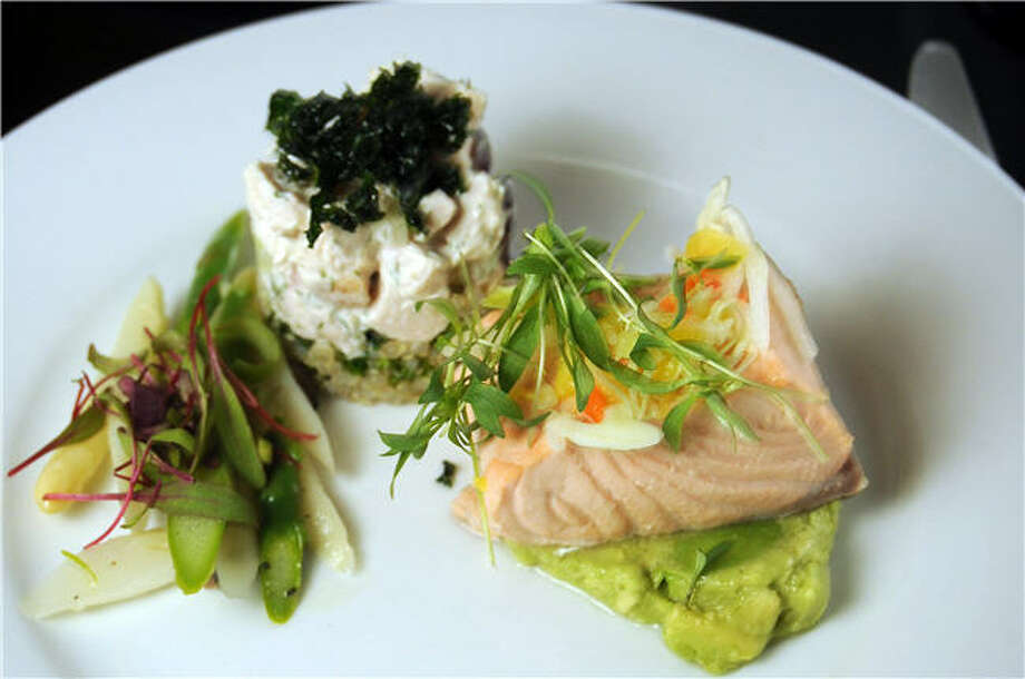 City Kitchen's sophisticated lunch. Photo: Dave Rossman, For The Chronicle