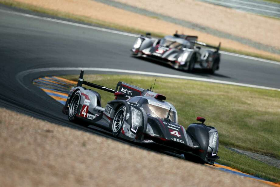 In the 24 Hours of Le Mans, the world's oldest endurance sports car race, teams must race their cars for 24 hours through all sorts of weather and tough technical conditions. Photo: AFP, AFP/Getty Images / 2012 AFP