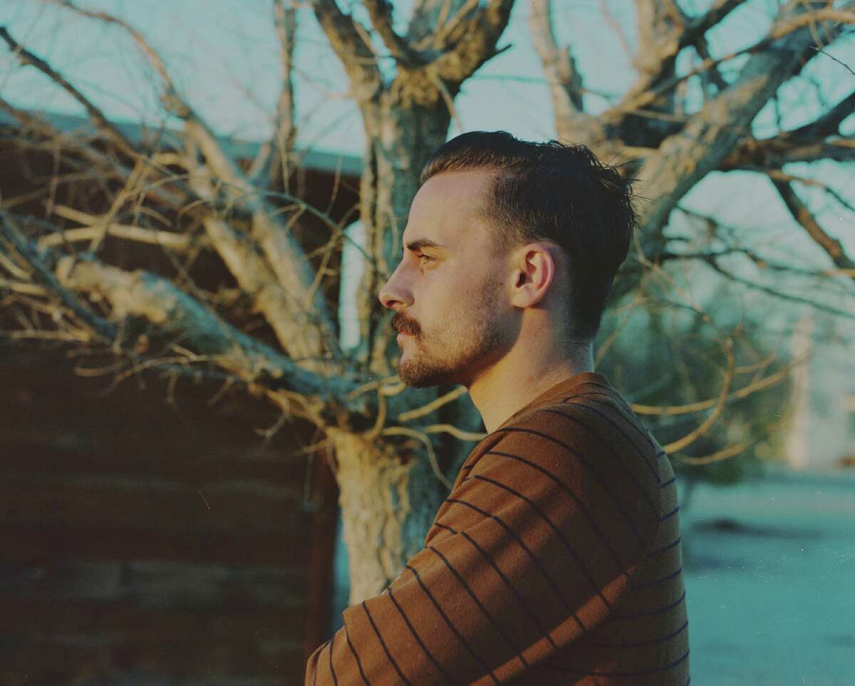 """Musician Robert Ellis' new album is """"The Lights From the Chemical Plant."""""""