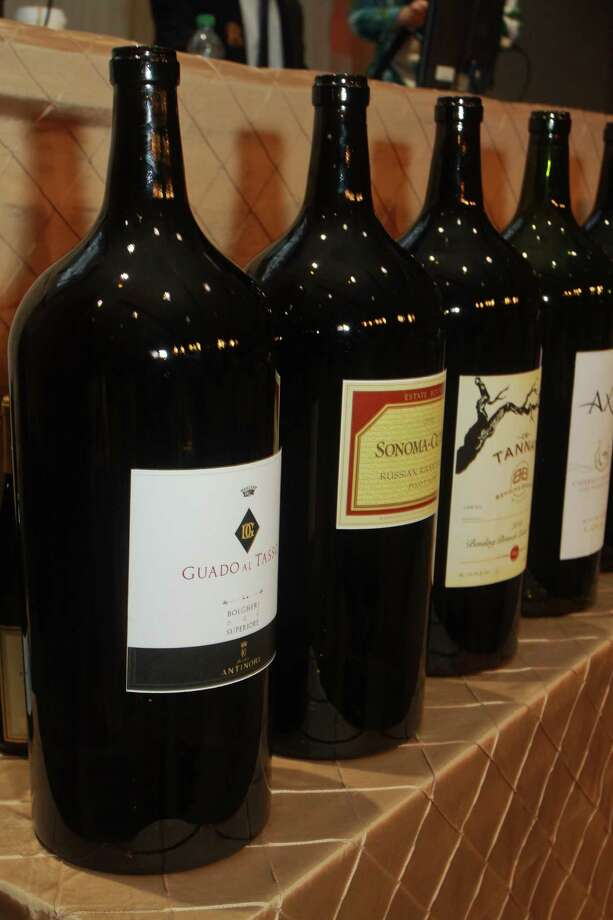 Champion Wine GardenHere's your chance to taste the vintages deemed best in the prestigious Rodeo Uncorked! International Wine Competition. The wine garden hosts live music, wine seminars and impromptu tastings. Located at Carruth Plaza, the garden is open 4-11 p.m. Mondays-Thursdays, 4 p.m.-midnight Fridays, 11 a.m.-midnight Saturdays and noon-10 p.m. Sundays. Find a seminar schedule online. Photo: Gary Fountain, Freelance / Copyright 2014 Gary Fountain.